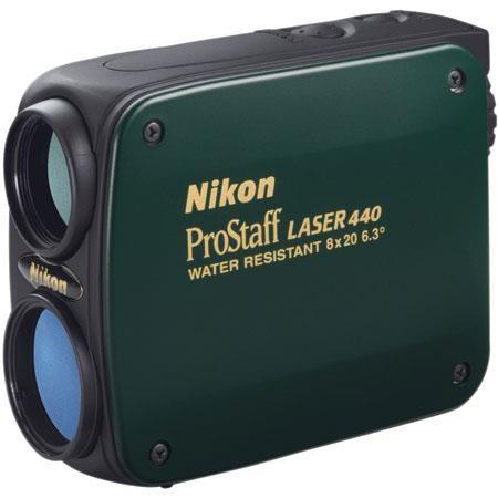 Used Nikon Prostaff Laser RangeFinder 440