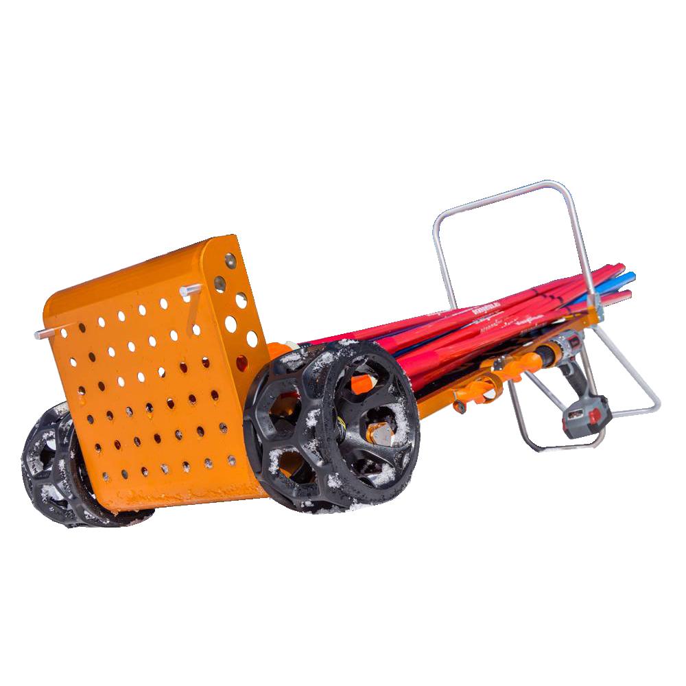 OrangeFox transport cart