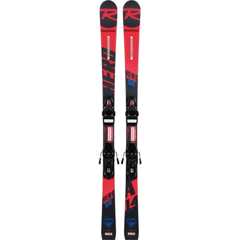 Rossignol skis Hero Athlete GS OPEN JR, 2019