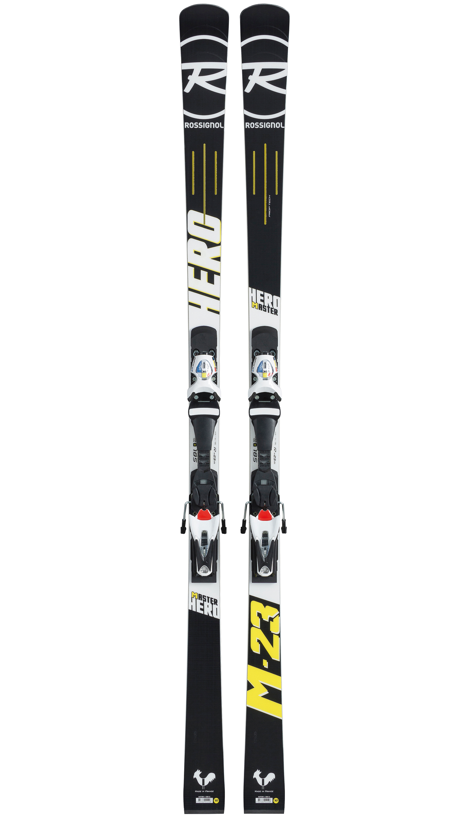 Rossignol skis Hero Master (R21 WC) 2017