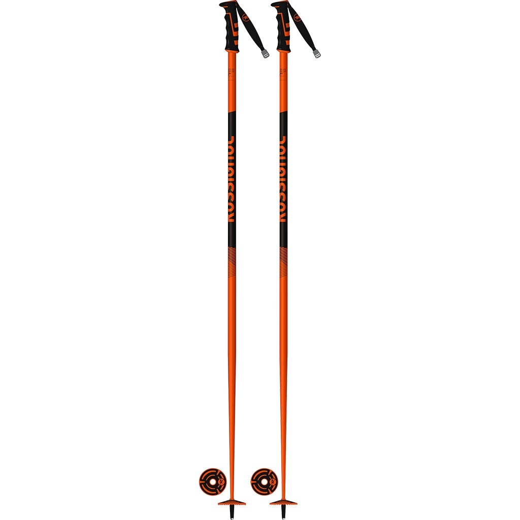 best deals on presenting no sale tax Rossignol ski poles TACTIC ALU SAFETY (2019), 125 cm