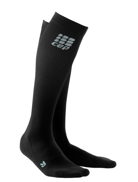 CEP Running O2 Compression Socks - black