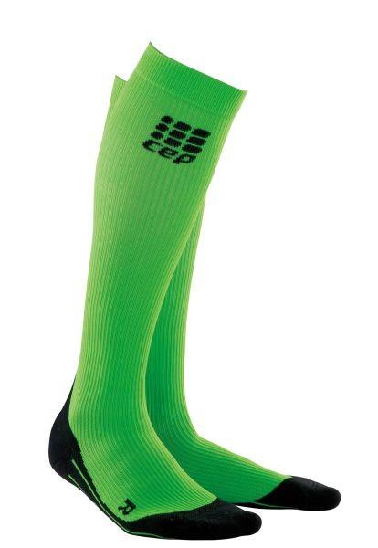CEP Running O2 Compression Socks - green