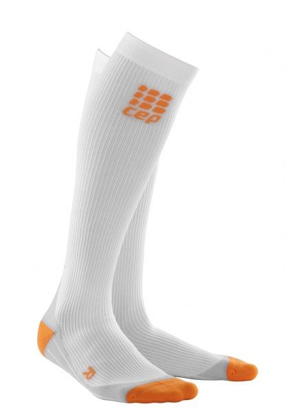 CEP Running O2 Compression Socks - white
