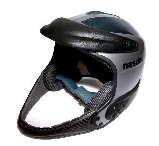 Slalom helmet Nasdaq - Carbon, L