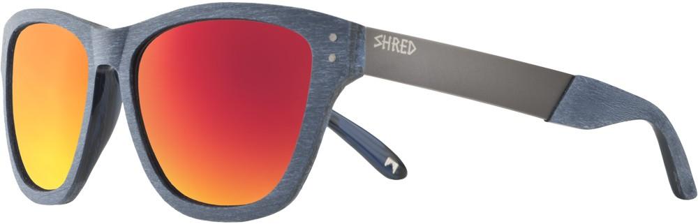 Shred Axe Brushalloy Royal Sunglasses