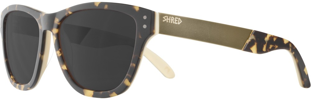 Shred Axe Shnerdgold Sunglasses