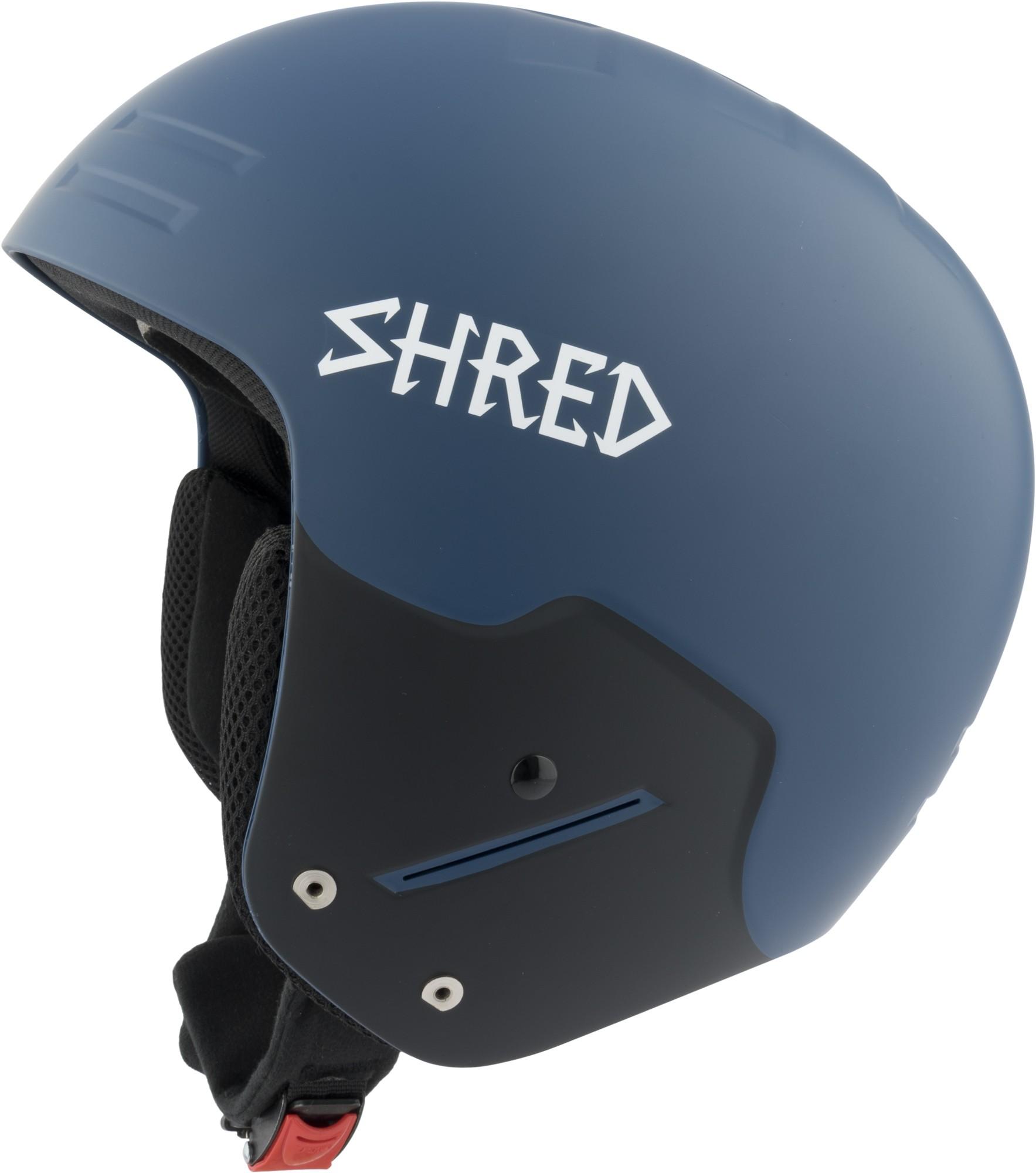 Shred FIS BASHER NoShock Grab ski helmet, 2018