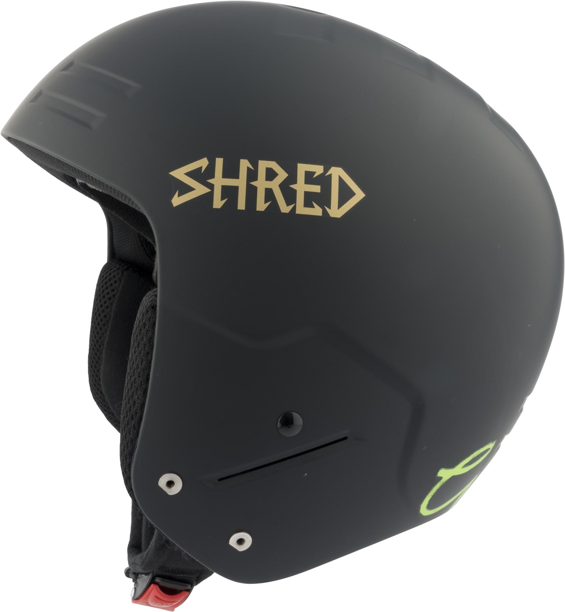Shred FIS BASHER NoShock LG (Lara Gut) ski helmet, 2017
