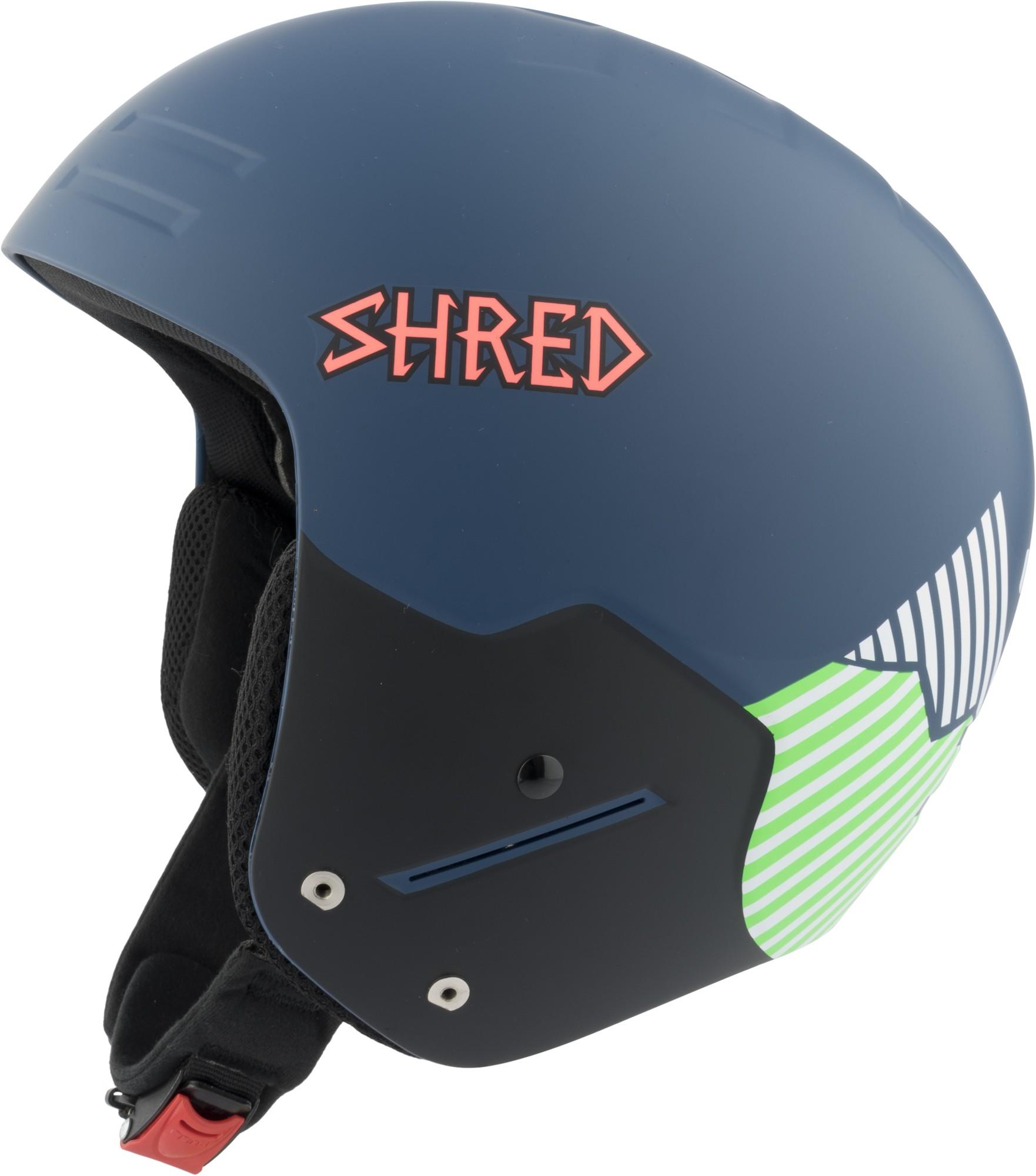 Shred FIS BASHER NoShock NeedMoreSnow helmet, 2017