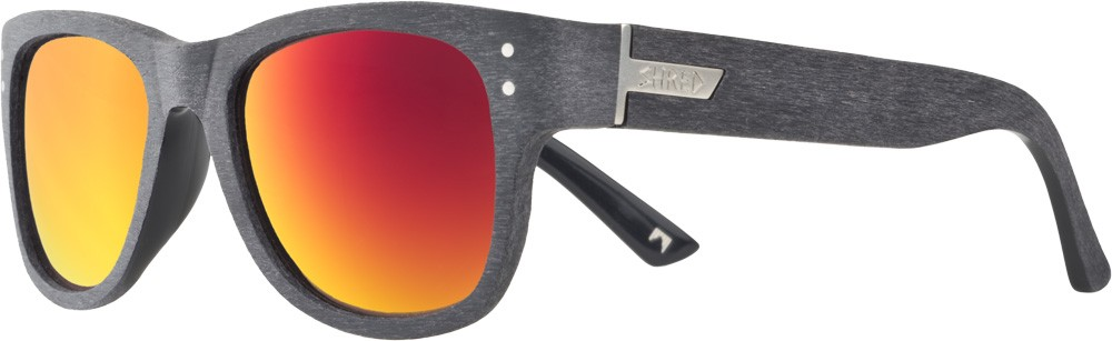 Shred Belushki Brushed Charcoal Sunglasses