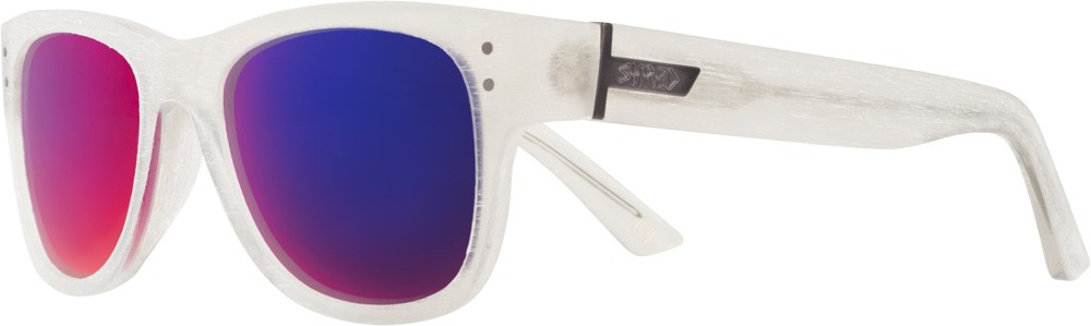 Shred Belushki Brushed Crystal Sunglasses
