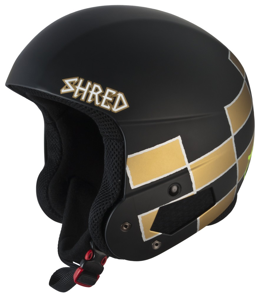 Shred Brain Bucket - RAPTOR (Lara Gut)