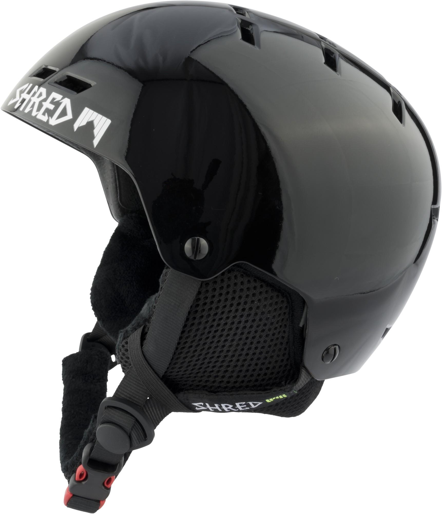 Shred BUMPER warm ECLIPSE ski helmet, 2018