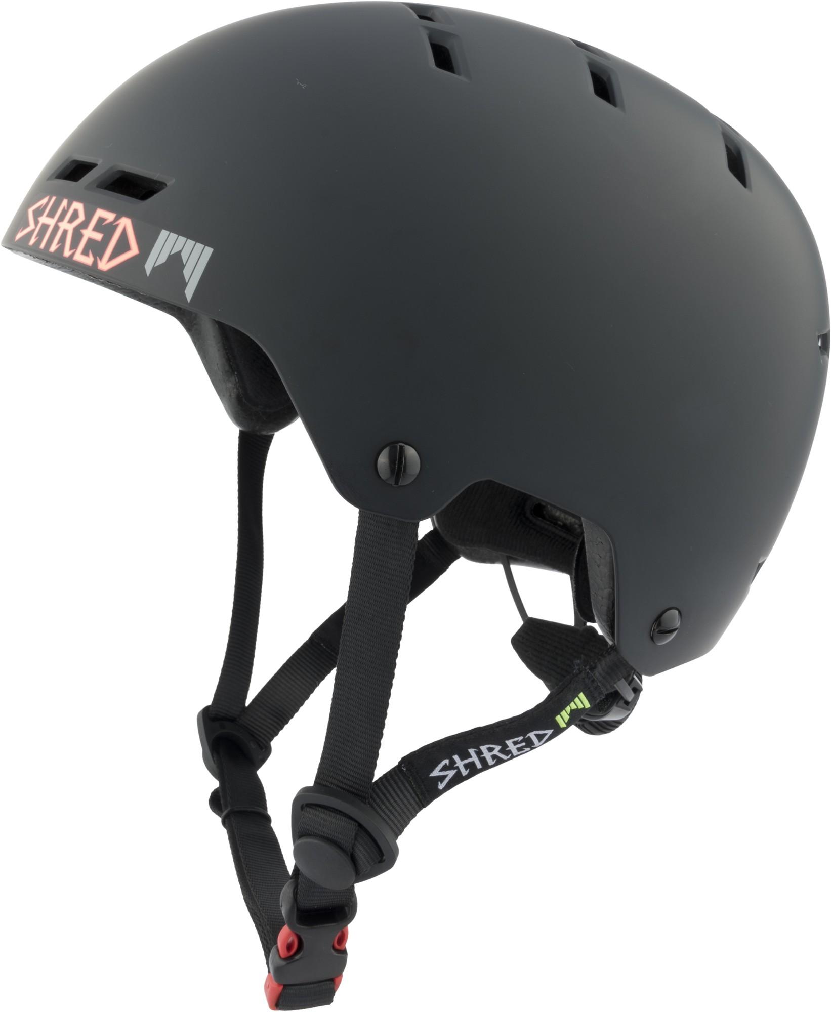 Shred BUMPER NoShock light CREDIT CARD helmet, 2017