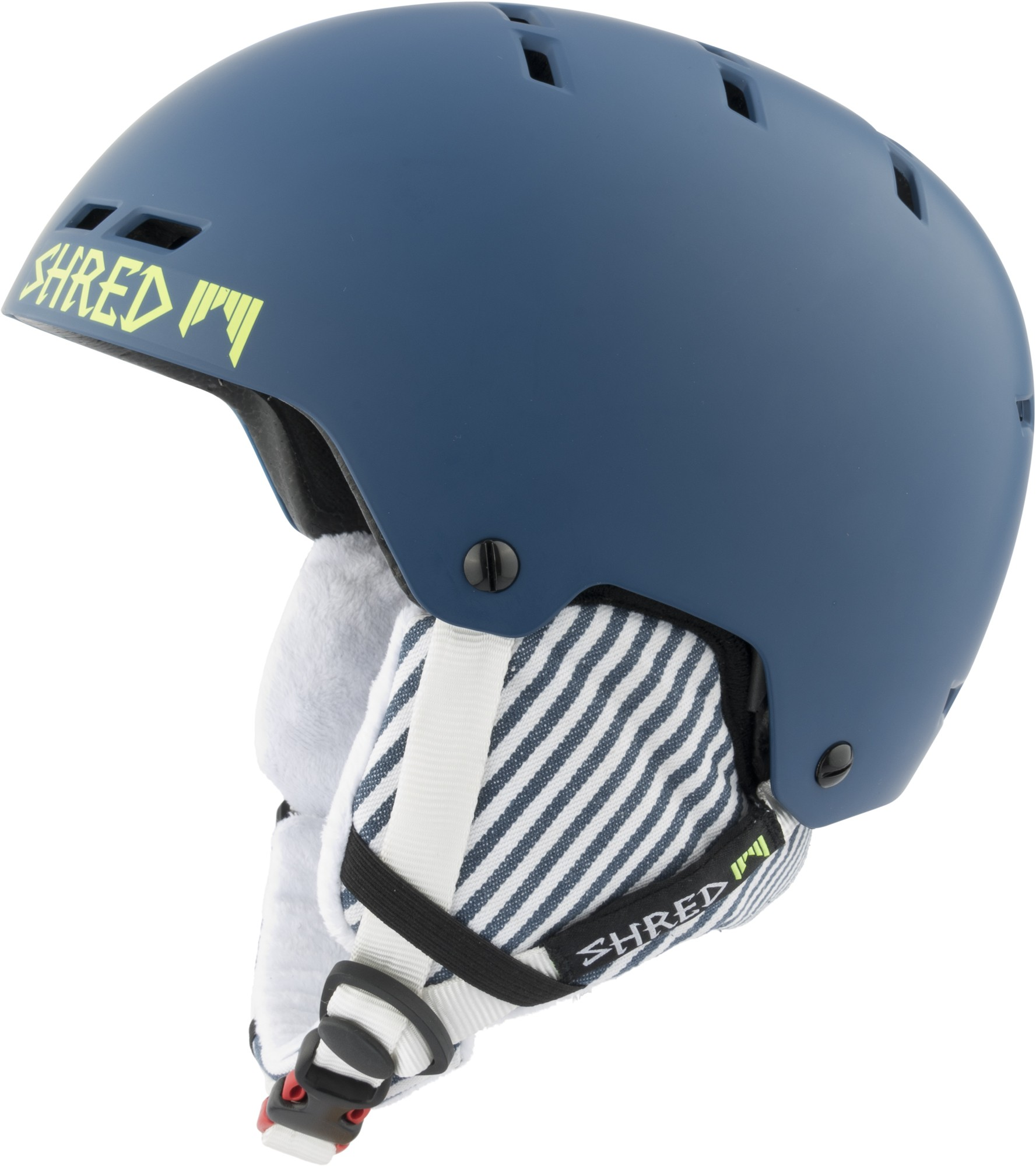 Shred BUMPER NoShock warm PAJAMA ski helmet, 2017