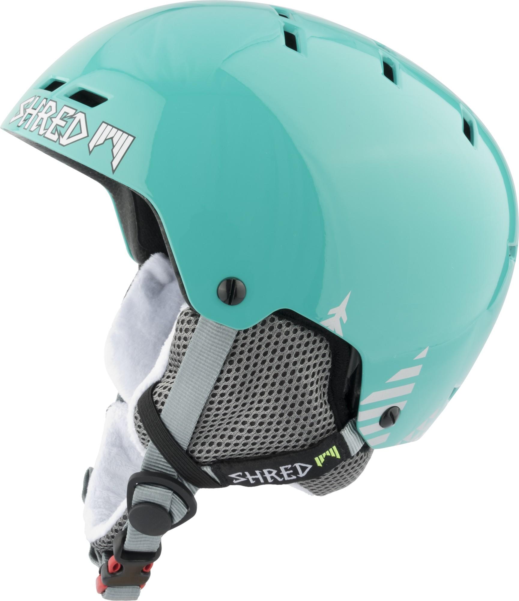 Shred BUMPER warm TIMBER ski helmet, 2017