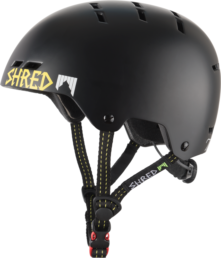 Shred BUMPER light WALNUTS (Tom Wallisch) helmet, 2017
