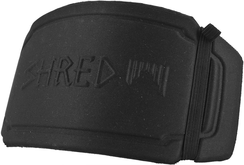 Shred carved cylindrical lens termal case