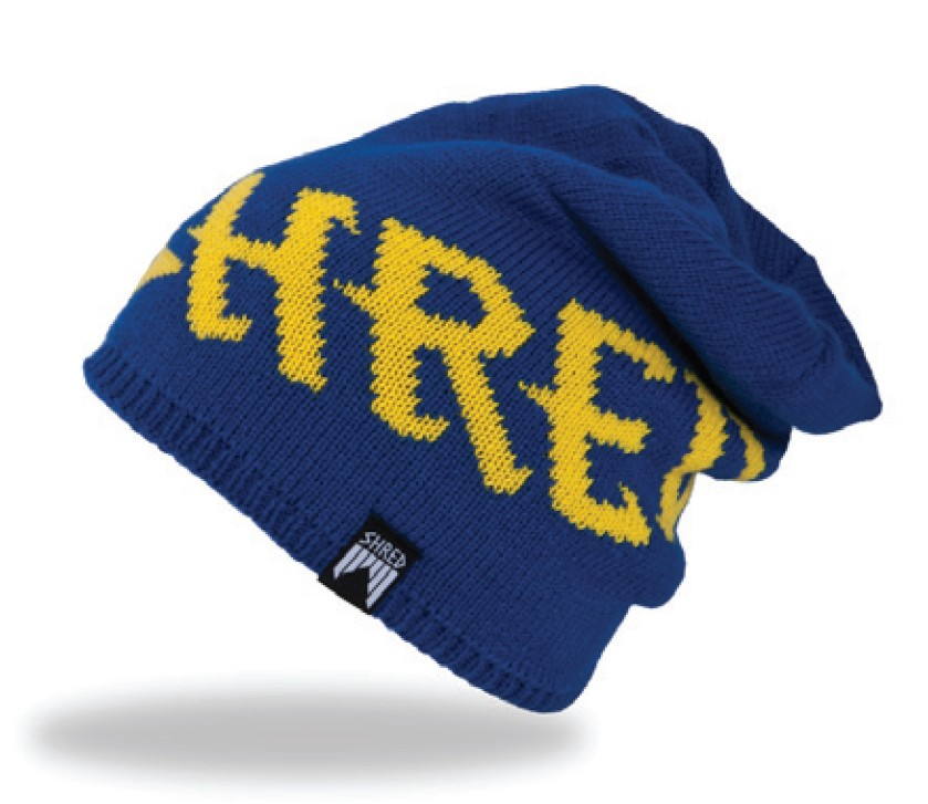 shred empire beanie