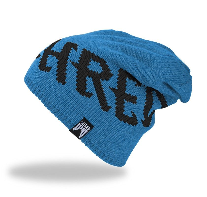 Shred EMPIRE beanie - blue