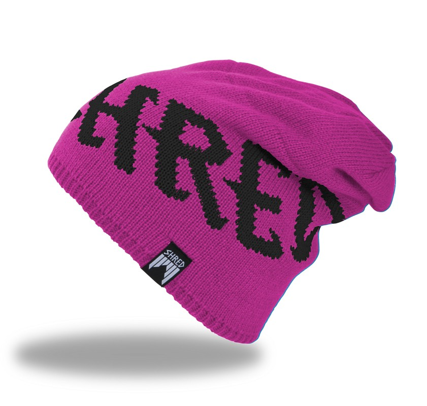Shred EMPIRE beanie - pink