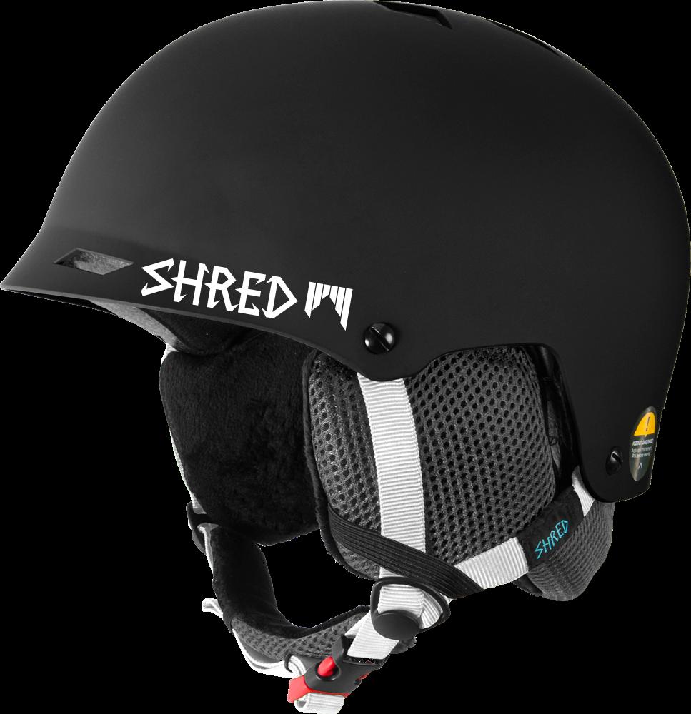 Shred Half Brain CLARITY ski helmet 2018
