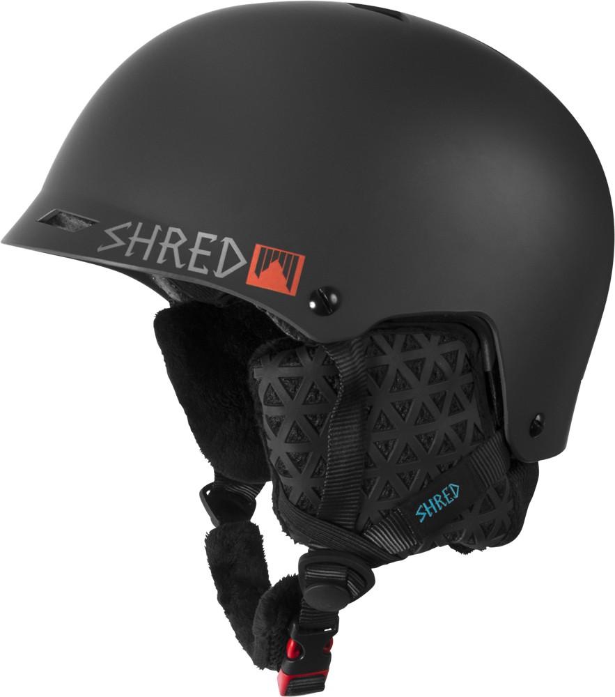Shred half brain D-LUX Credit Card ski helmet, 2017