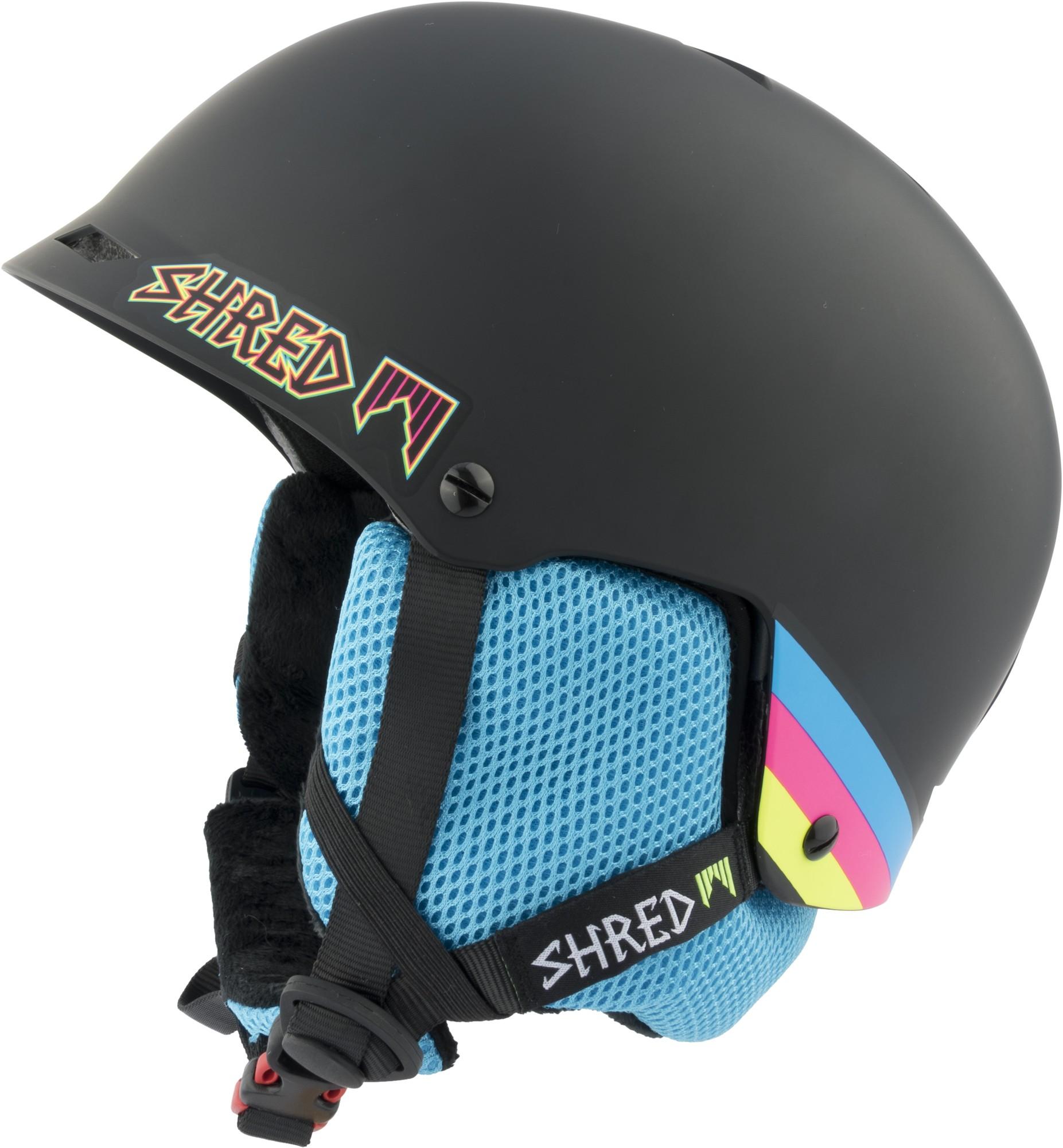 Shred Half Brain SHRASTA ski helmet, 2017