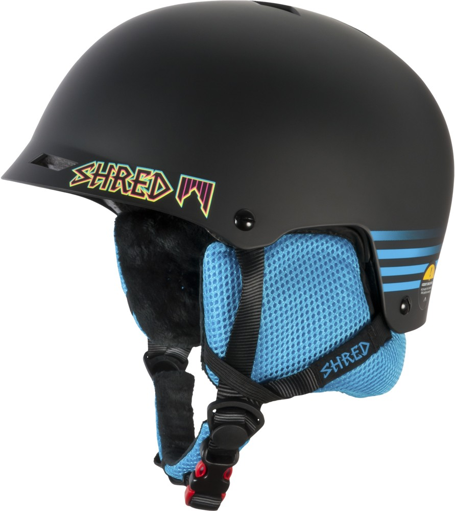 Shred HALF BRAIN SHRASTALINES (not chinguard compatible), S