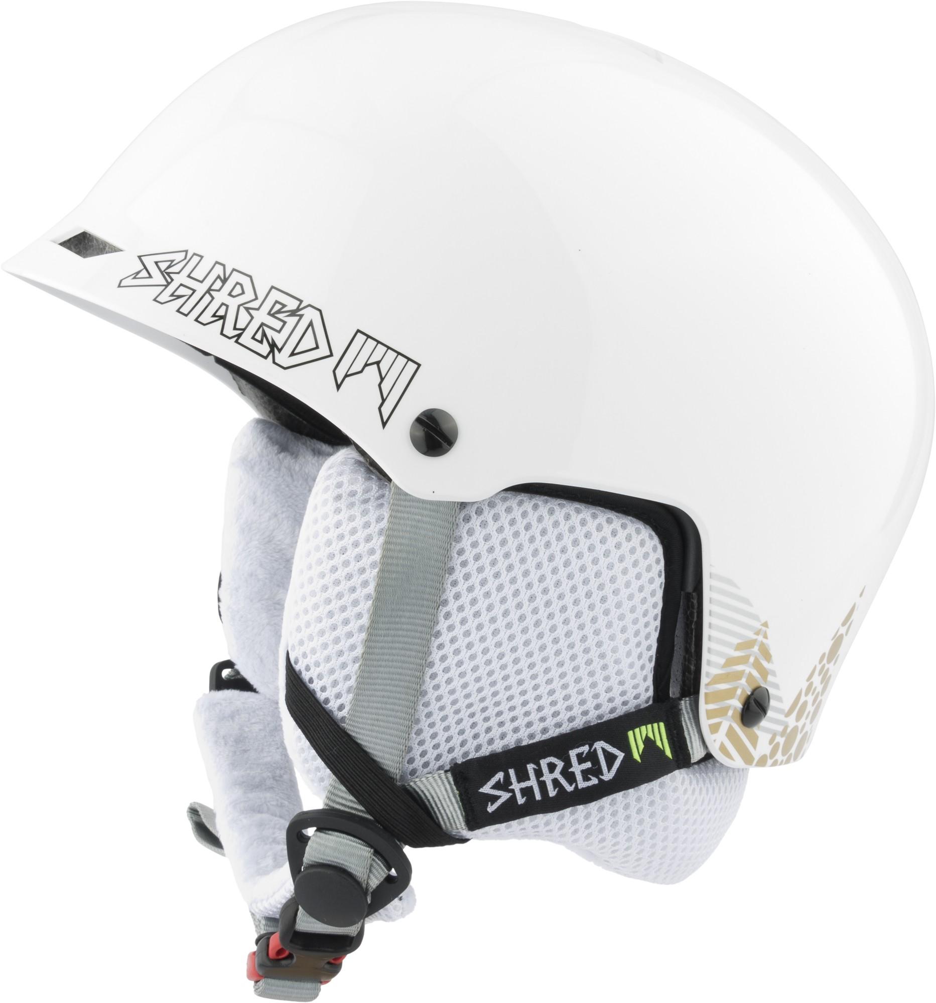 Shred Half Brain TIMBER ski helmet, 2017
