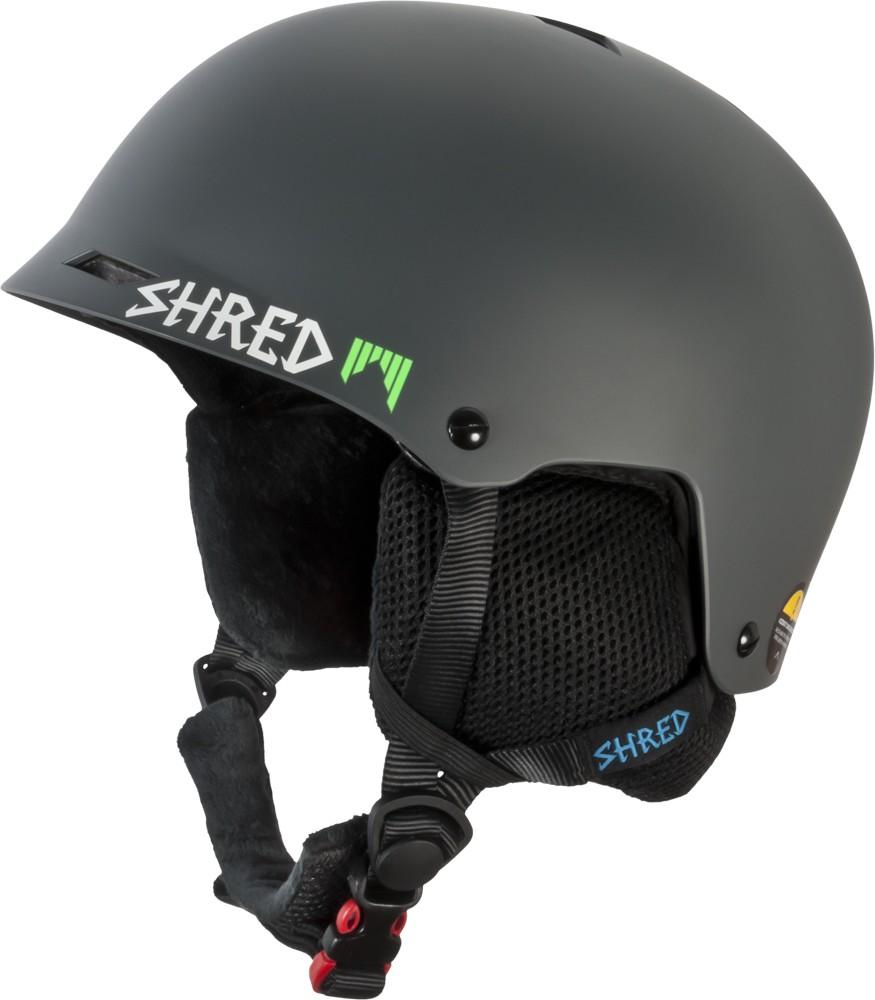 Shred Half Brain YARDSALE ski helmet, 2017