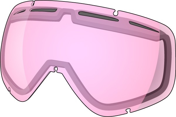 Shred Hoyden & Mini Double lenses