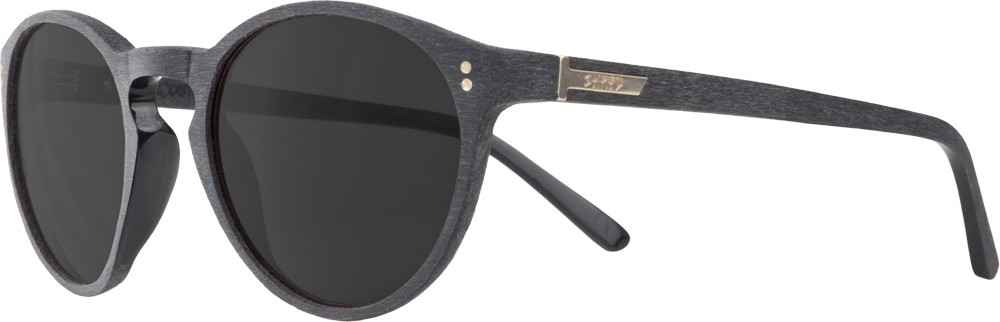 Shred Lance Brushed Charcoal Sunglasses