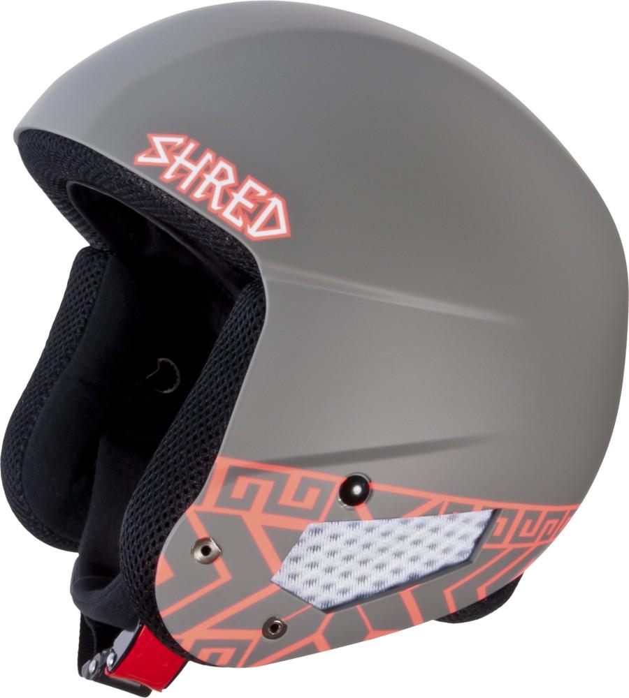 Shred Mega Brain Bucket RH FIS - NORFOLK RUST