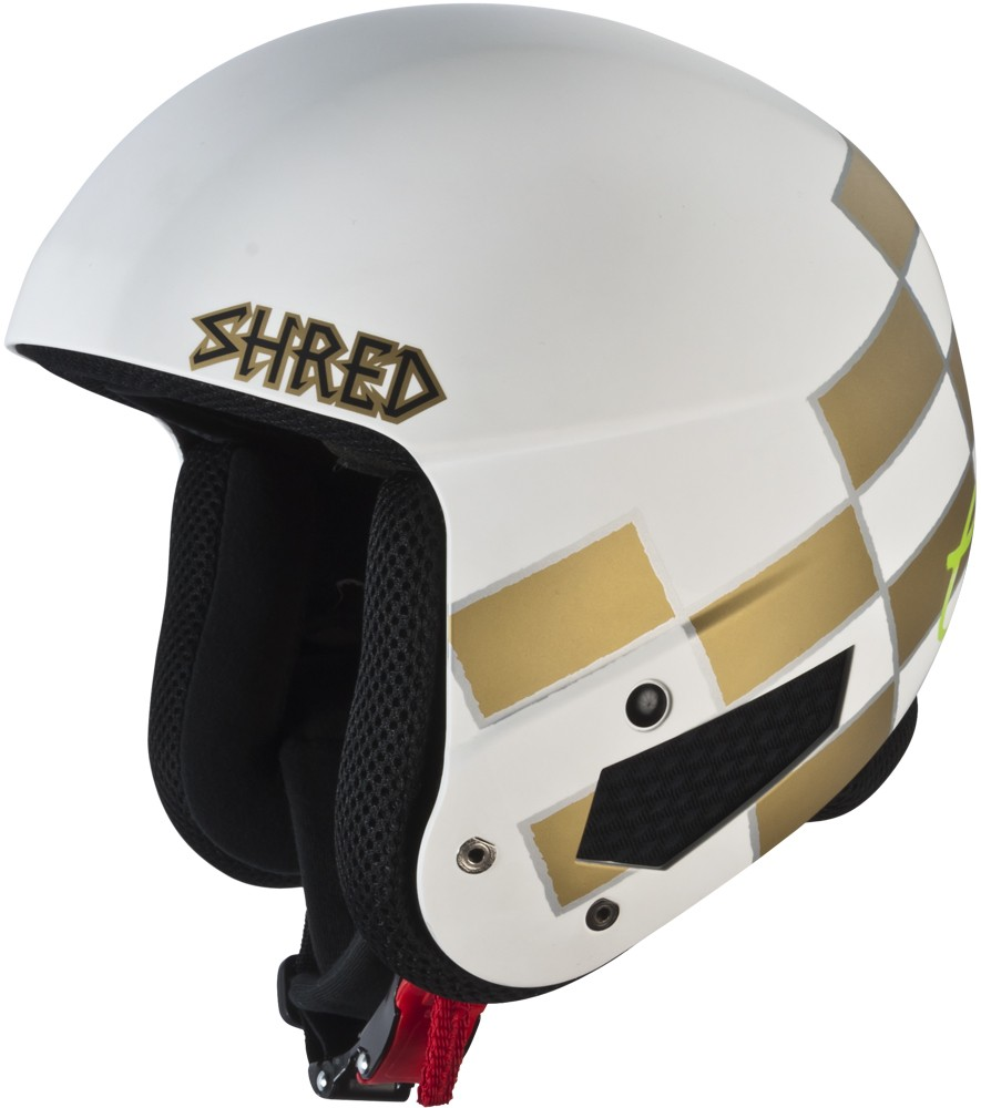 Shred Mega Brain Bucket RH FIS - RAPTOR (Lara Gut)