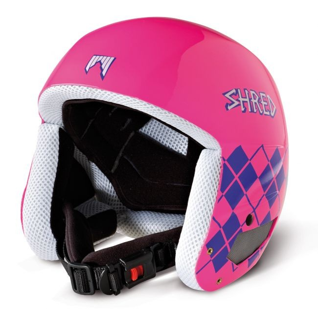 Shred mega brain bucket pink