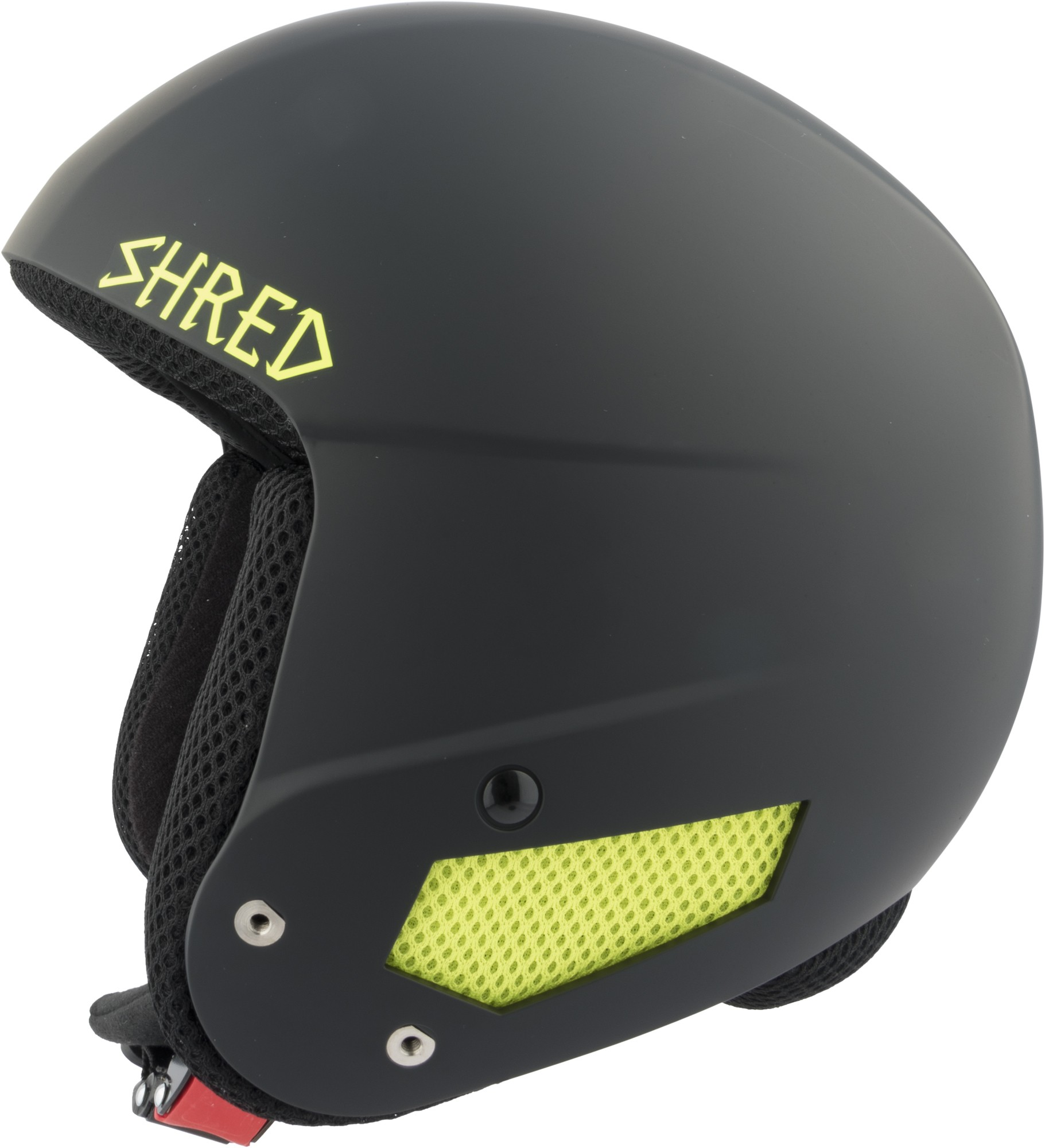 Shred Mega Brain Bucket RH FIS Bail ski helmet