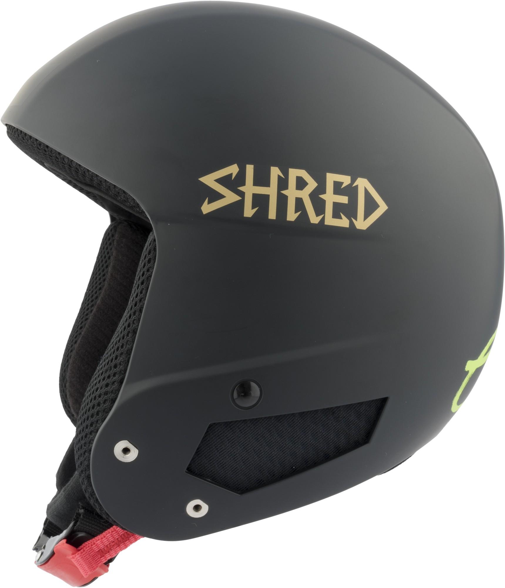 Shred Mega Brain Bucket RH FIS LG (Lara Gut) ski helmet, 2017