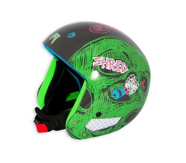 Shred mega brain bucket shred universe
