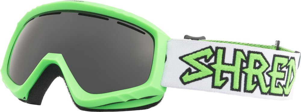 Shred MINI AIR GREEN goggles, 2017