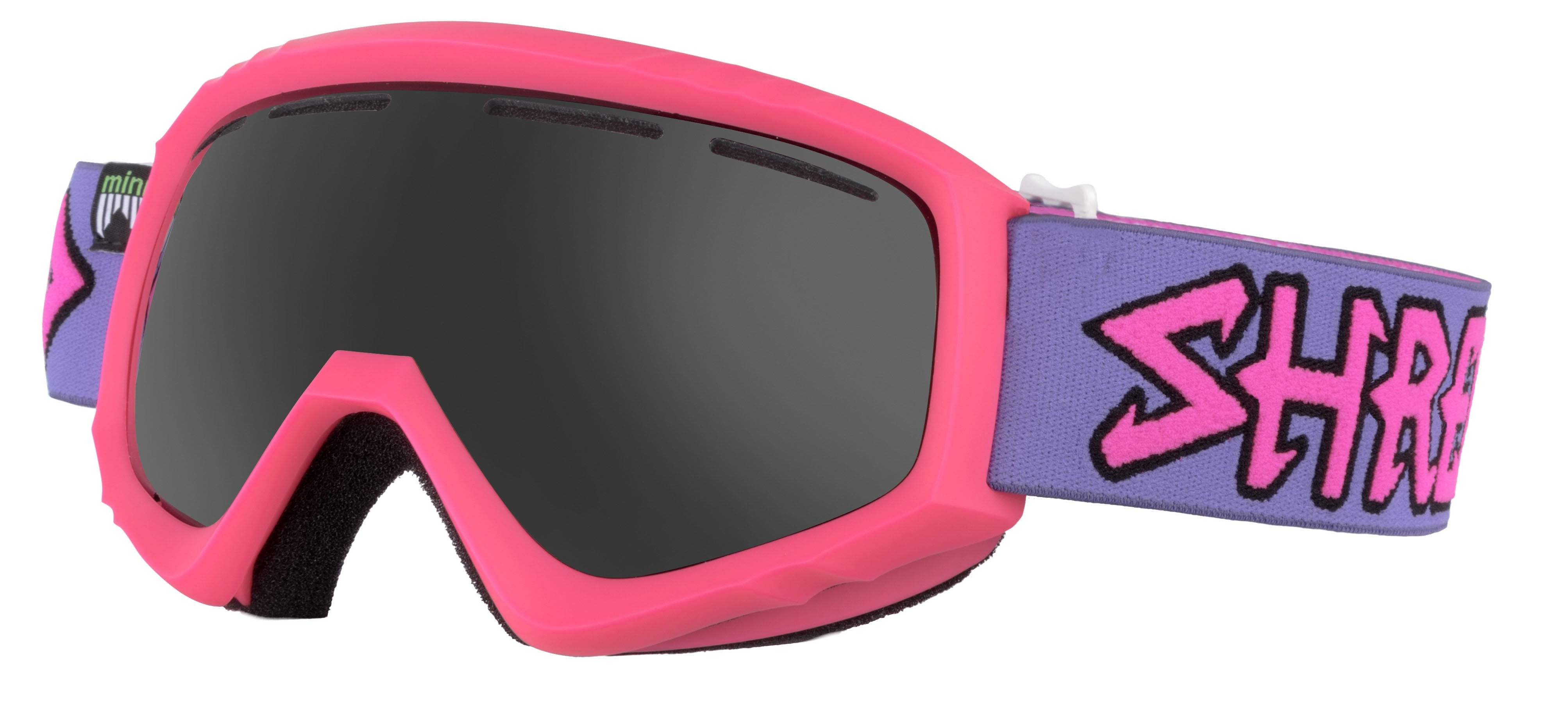 Shred MINI AIR PINK goggles, 2018