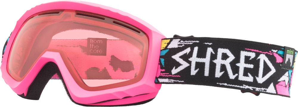 Shred MINI FRACTURE goggles, 2017