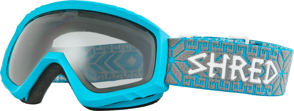 Shred MINI NORFOLK BLUE goggles, 2017