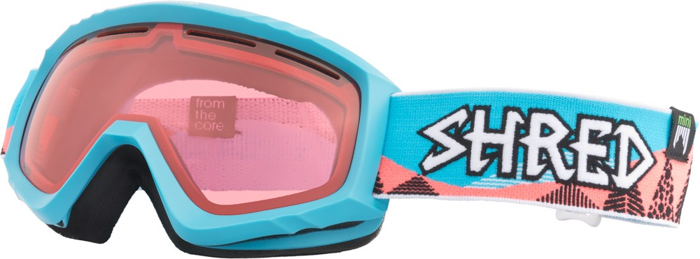 Shred MINI TIMBER goggles, 2017