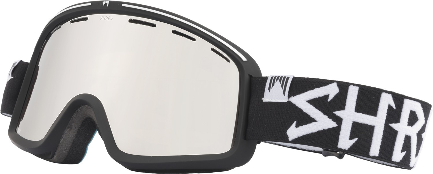 Shred MONOCLE ECLIPSE goggles, platinum