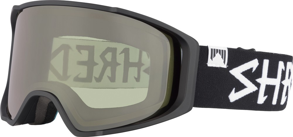 Shred SIMPLIFY BLACKOUT goggles, 2017
