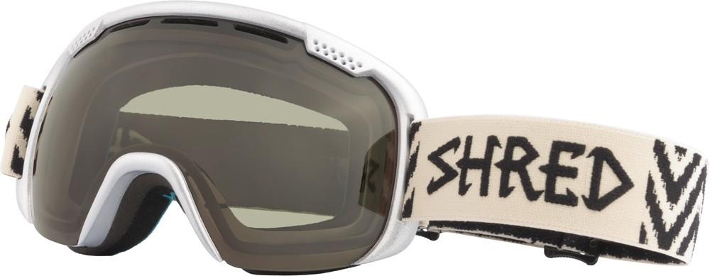 Shred Smartefy LA TIGRE (Resi Stiegler) goggles, 2017