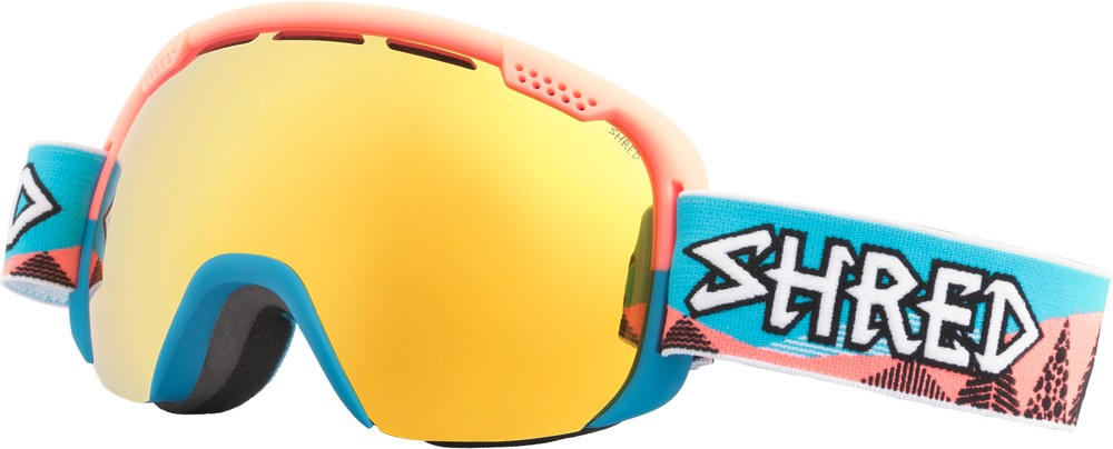 Shred Smartefy TIMBER goggles, 2017