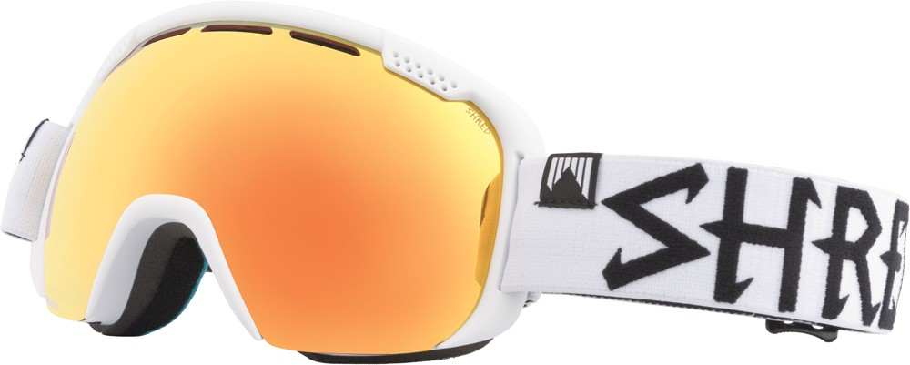 Shred Smartefy WHITEOUT goggles, 2017